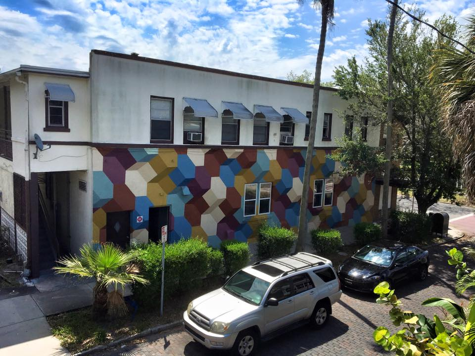 Chad Mize Manifests a New Mural for Historic Uptown